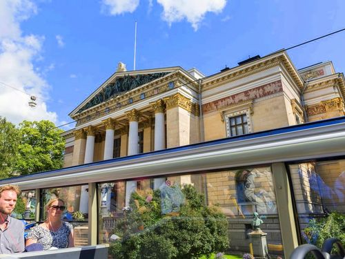 Helsinki National Museum, Parliament House and Helsinki Music Centre Cruise Excursion Cost