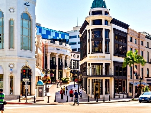 Los Angeles  California Beverly Hills Tour Reviews