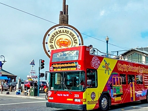 San Francisco Sightseeing Tour Tickets