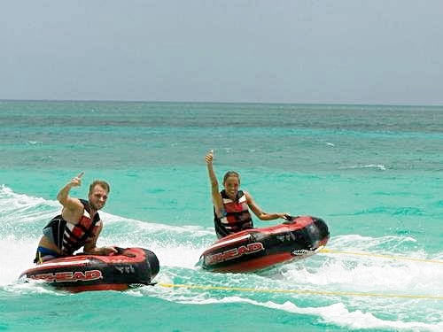 Aruba single or double rider Cruise Excursion