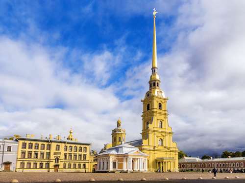 St. Petersburg  Russia canal tour Trip Cost