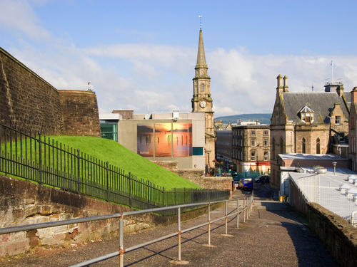 Invergordon (Inverness)  Scotland Tomnahurich Bridge Bus Excursion Prices