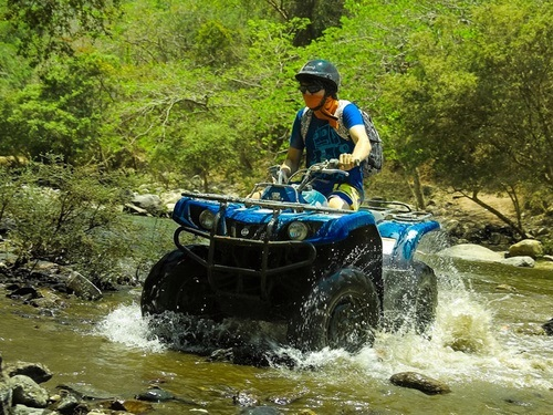 Puerto Vallarta Mexico ATV Excursion Tickets