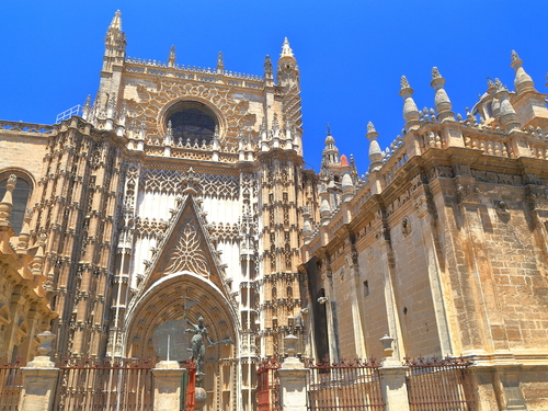 cadiz Seville Spain seville city sightseeing Shore Excursion Prices