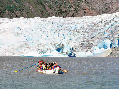 Juneau sightseeing mendenhall glacier Shore Excursion Booking