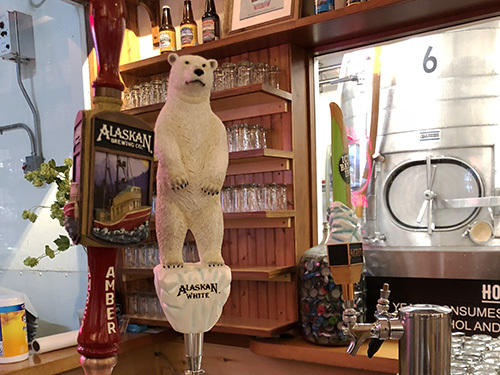 Juneau Alaskan Brewery Tasting Excursion Tickets