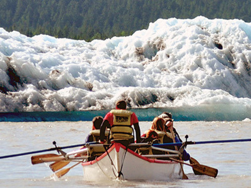 Juneau guided mendenhall glacier Cruise Excursion Reservations