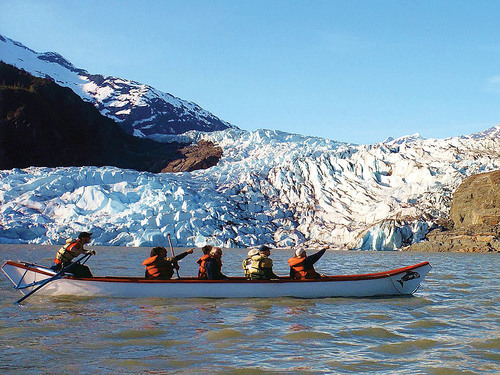 Juneau Alaska sightseeing mendenhall glacier Cruise Excursion Reservations