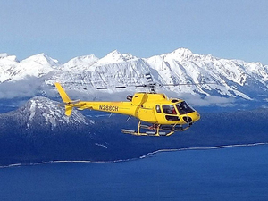 Juneau Helicopter Icefield Flightseeing Excursion