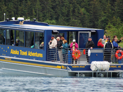 Juneau whale watching Mendenhall Glacier Tour Prices