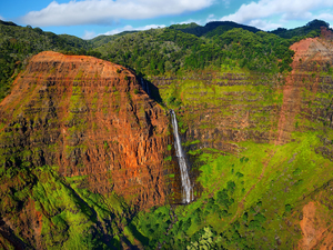 Kauai Grand Waimea Canyon Excursion