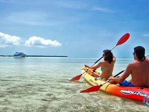 Key West Catamaran, Snorkel and Kayak Excursion