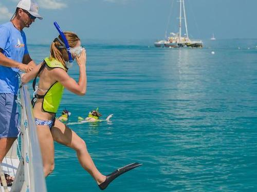 Key West catamaran snorkel Excursion Tickets
