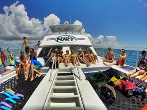Key West Catamaran Two Reef Snorkel Excursion
