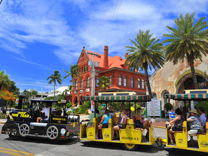 Key West Conch Train Excursion