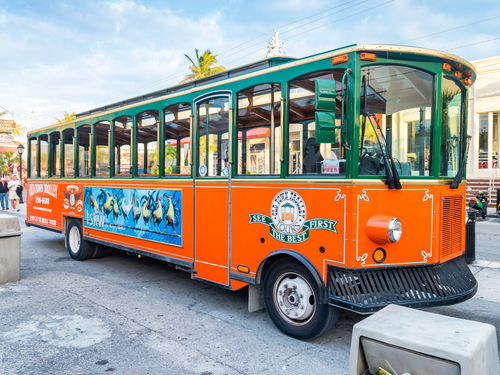 Key West  Florida / USA african american memorial Shore Excursion Prices