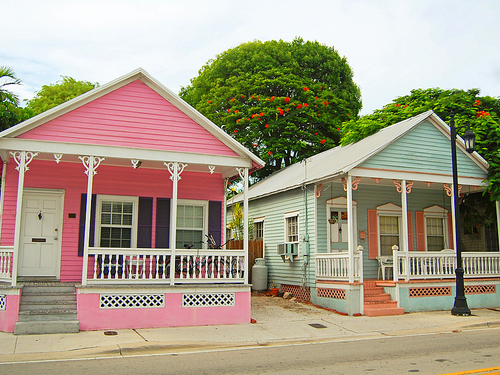 Key West  Florida / USA bahama village Tour Booking