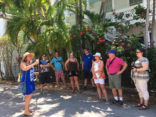 Key West Florida / USA Conch Ceviche Shore Excursion Booking