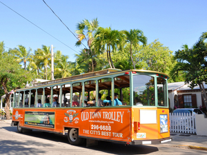 Key West Hop On Hop Off Trolley Excursion