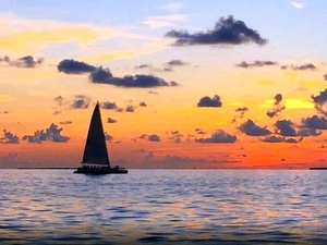 Key West Live Music Deluxe Sunset Catamaran Excursion