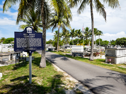 Key West  Florida / USA botanical garndes Shore Excursion Prices