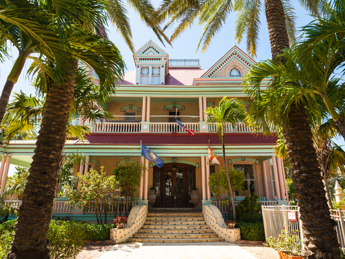 Key West  Florida / USA casa marina Tour Prices
