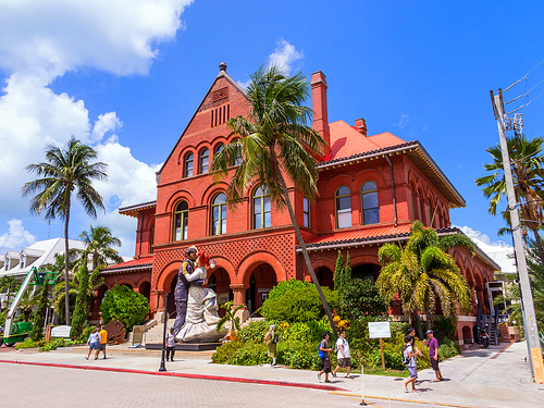 Key West  Florida / USA Hemingway House Excursion Reservations