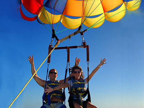Key West Parasailing Tour Booking