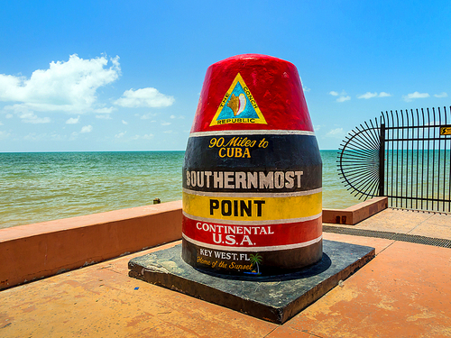 Key West southermost point Excursion Prices