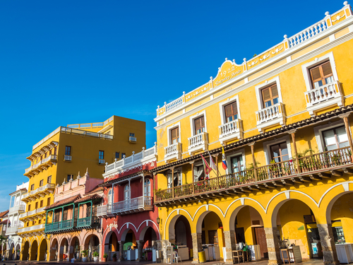 Cartagena Colombia city sightseeing Tour Booking