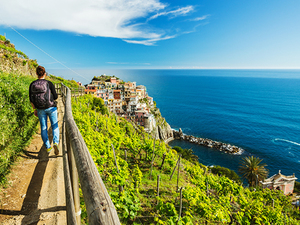 La Spezia Cinque Terre Hiking Adventure Excursion
