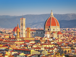 La Spezia Florence Walk, Leonardo Da Vinci Museum and Pisa Excursion
