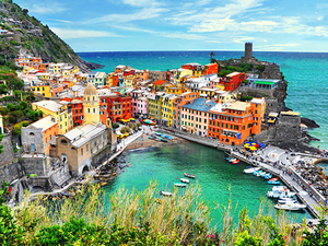 La Spezia Full Day to Cinque Terre with Limoncino Tasting Excursion