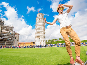 La Spezia Pisa Guided Walk and Leaning Tower Entrance Excursion