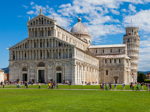 La Spezia Private Lucca and Pisa Highlights Excursion