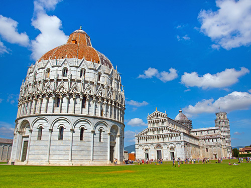 La Spezia Italy Pisa Sightseeing Cruise Excursion Reservations