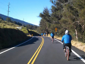 Lahaina Maui Haleakala Volcano Downhill Bike Ride Excursion