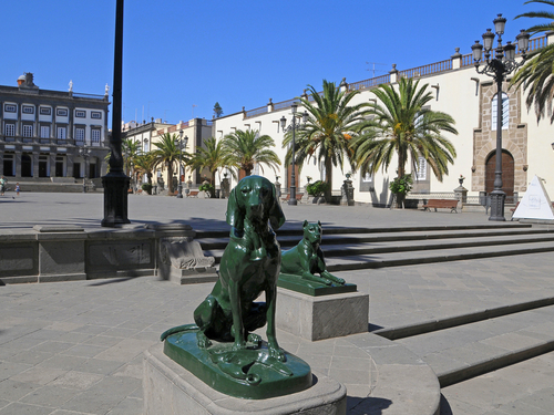 Las Palmas  Gran Canaria old town walking Excursion Reservations