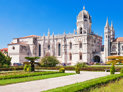 Lisbon Portugal Marques de Pombal Sightseeing Shore Excursion Reviews