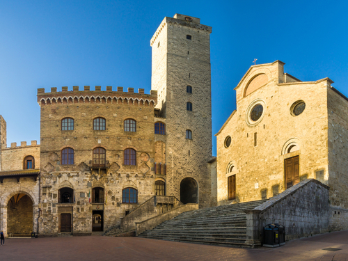 Livorno / Florence Italy Hill town Excursion Booking
