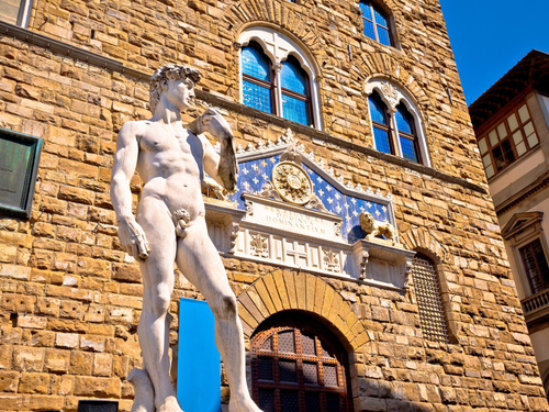 Livorno Florence Michelangelo statues  Excursion Tickets