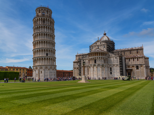 Livorno Florence Pisa Field of Miracles Tour Cost