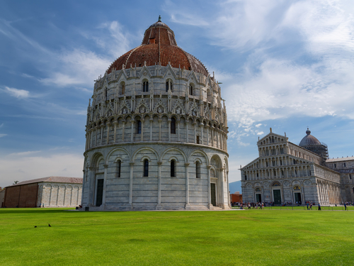 Livorno Florence Pisa Field of Miracles Shore Excursion Reservations