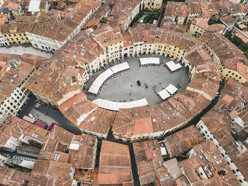 Livorno / Florence Roman amphitheater Excursion Booking