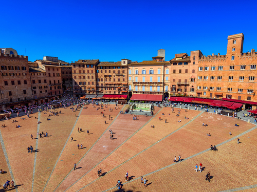 Livorno / Florence Hill top Trip Booking