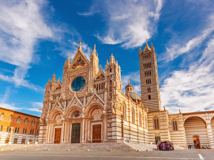 Livorno Private Siena and San Gimignano Sightseeing Excursion