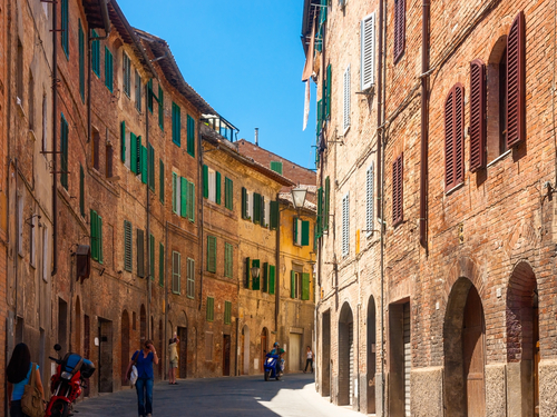Livorno / Florence Italy Hill top Cruise Excursion Booking