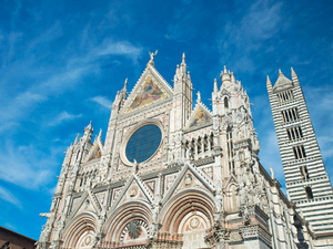 Livorno Siena and San Gimignano Sightseeing with Private Guide Excursion
