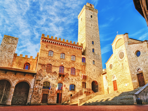 Livorno / Florence Siena Cruise Excursion Reservations
