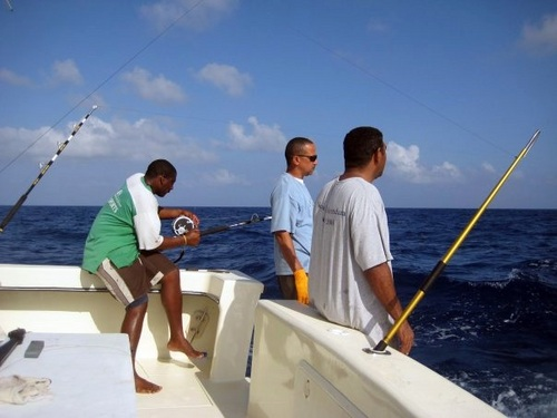 Grand Cayman reef fishing Tickets